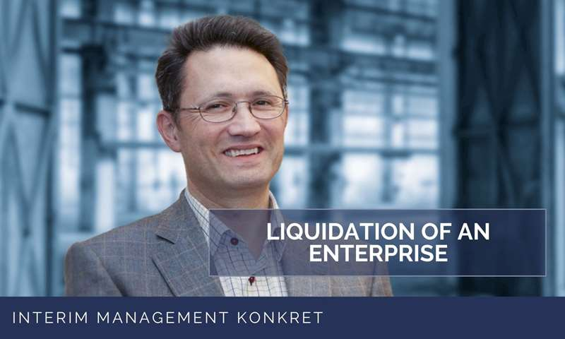 How are liquidations implemented operationally?