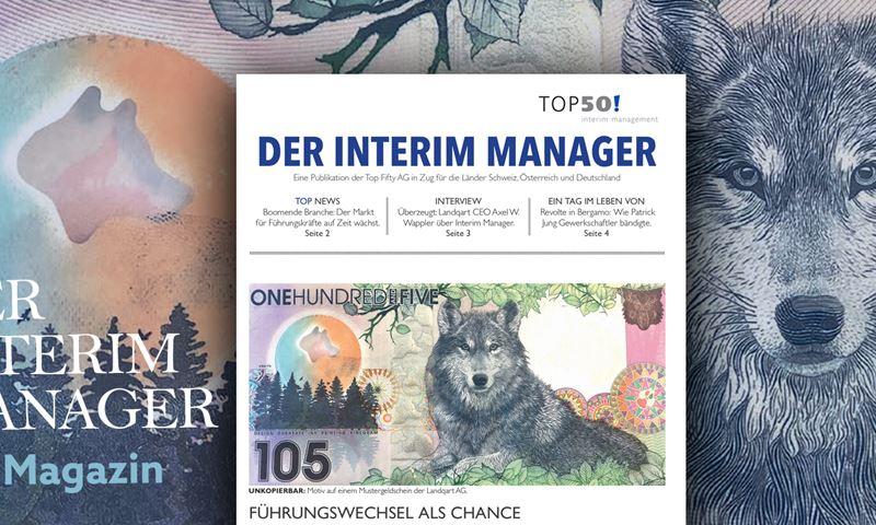 DER INTERIM MANAGER (Magazin)